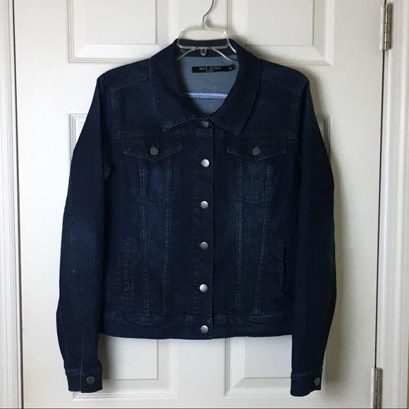 Max Jeans Jackets & Blazers - Max Jeans Jacket